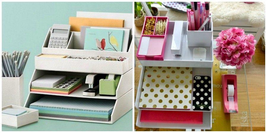 Estremamente 10 modi per abbellire la scrivania | Bigodino BD11