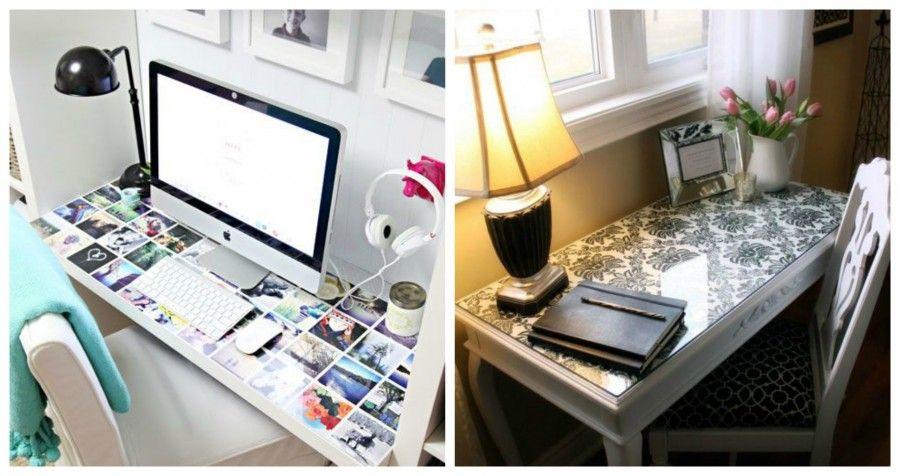10 modi per abbellire la scrivania bigodino for Idee per abbellire la camera