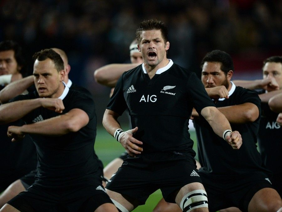 Richie McCaw all blacks