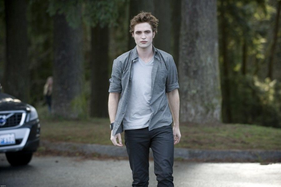 Robert Pattinson in Twilight - New Moon