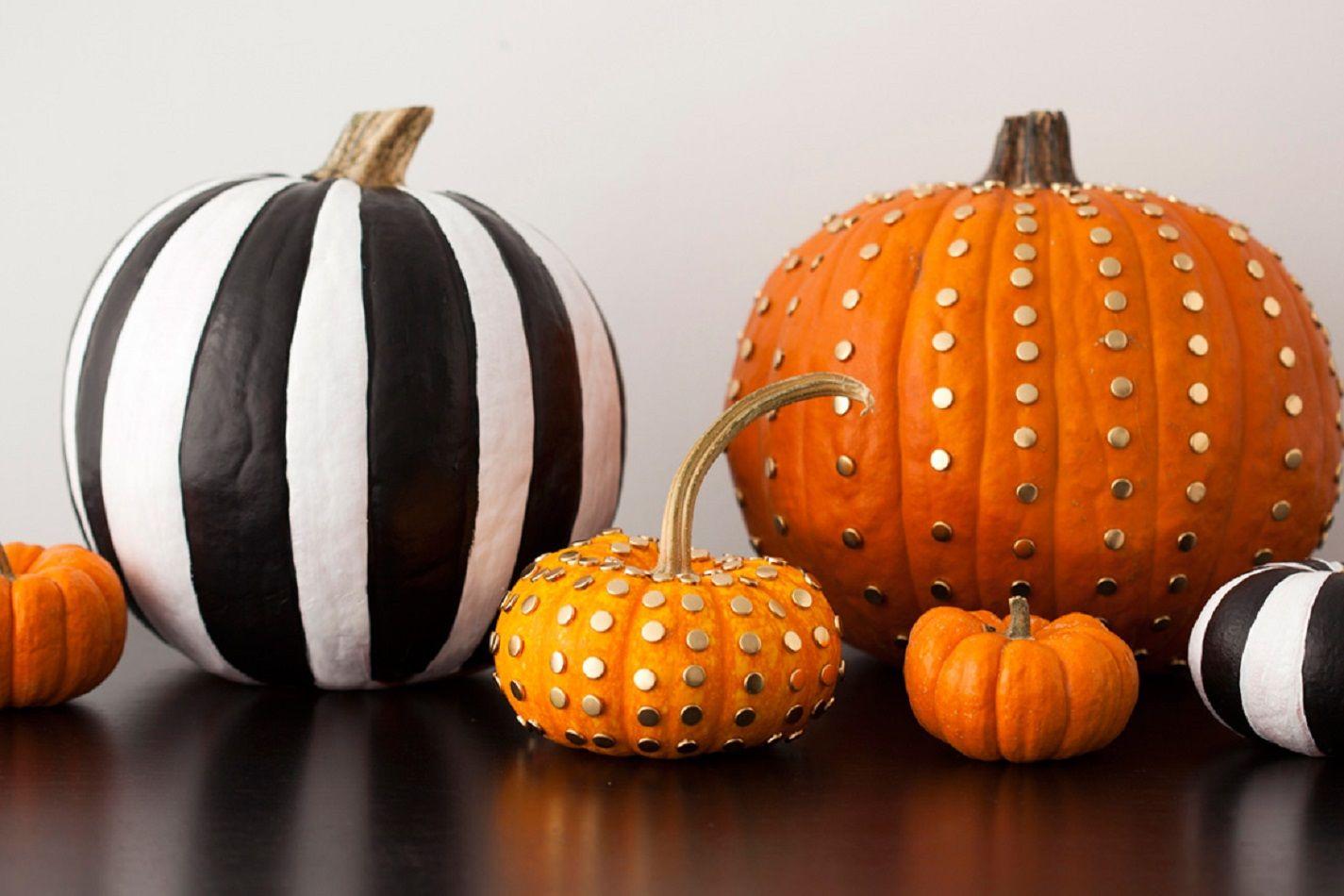 Decorare le zucche per Halloween: 10 idee originali