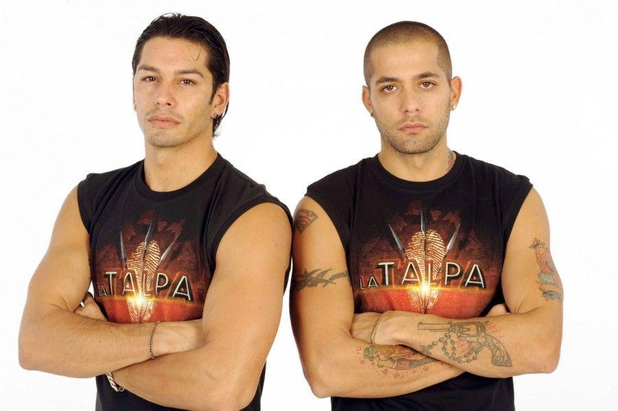 i fratelli Angelucci poi fecero anche la Talpa, con grande contentezza della Barale