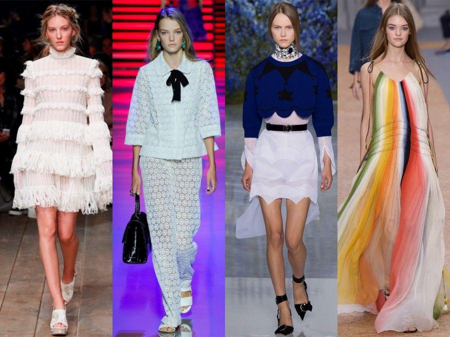 Look Alexander McQueen, Elie Saab, Dior e Chloè per la P/E 2016