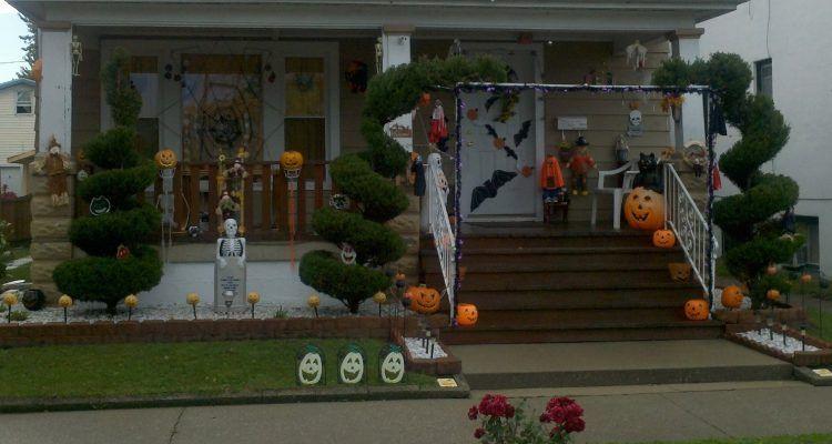 5 decorazioni di halloween perfette per il giardino bigodino