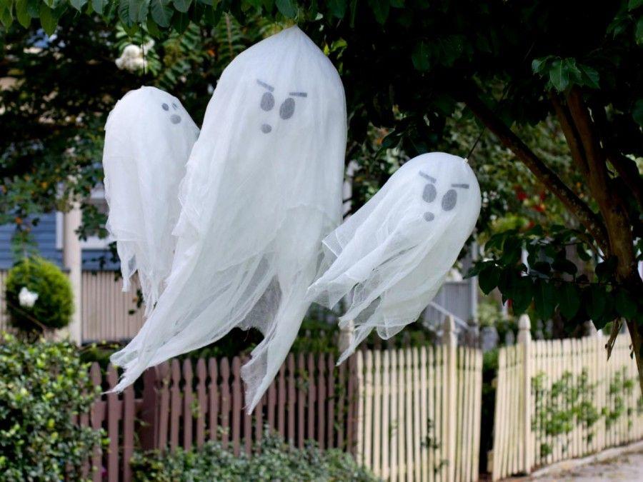 decorazioni-halloween-giardino-fantasmi