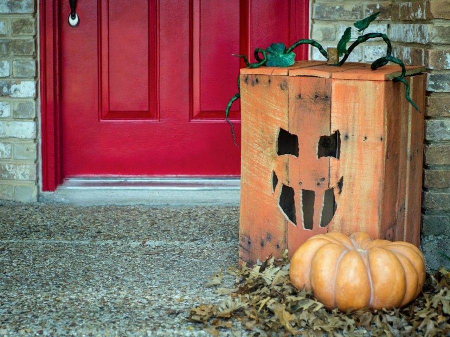 5 decorazioni di halloween perfette per il giardino bigodino for Decorazioni giardino