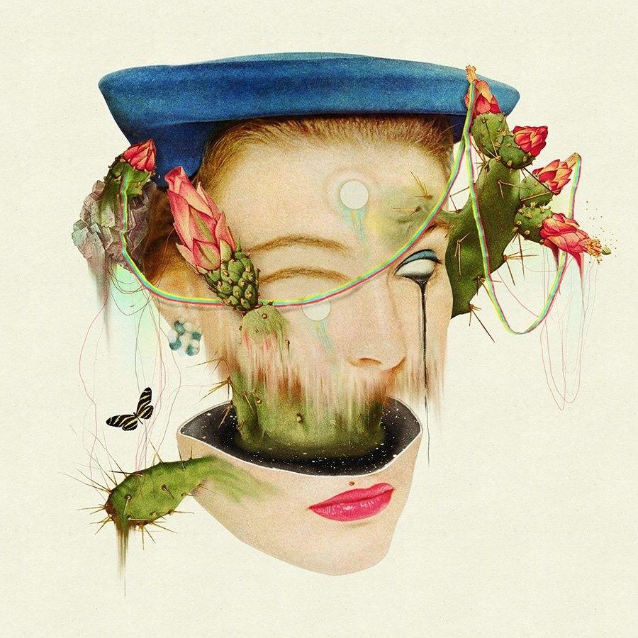 Surrealismo e vintage, Dromsjel