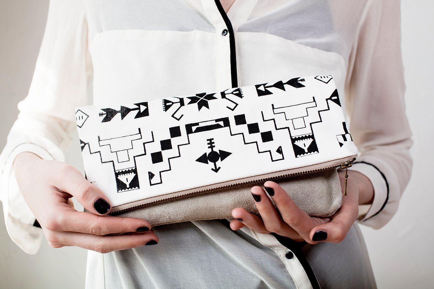 "DIY: 10 idee per realizzare le ""clutch bag"""