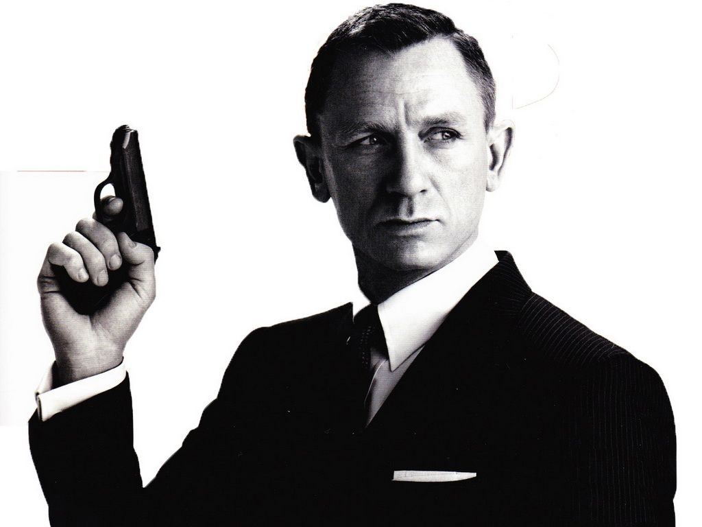 james-bond-Daniel Craig