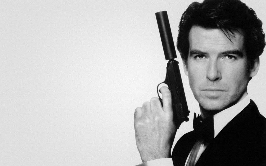 james-bond-Pierce Brosnan