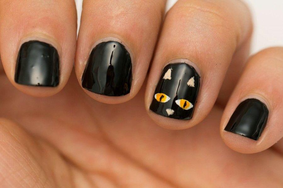 nail-art-halloween02gatto