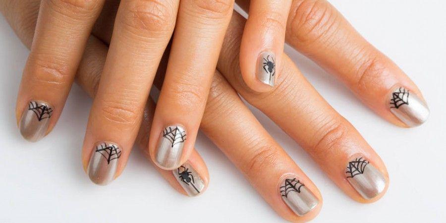 nail-art-halloween07ragnatele