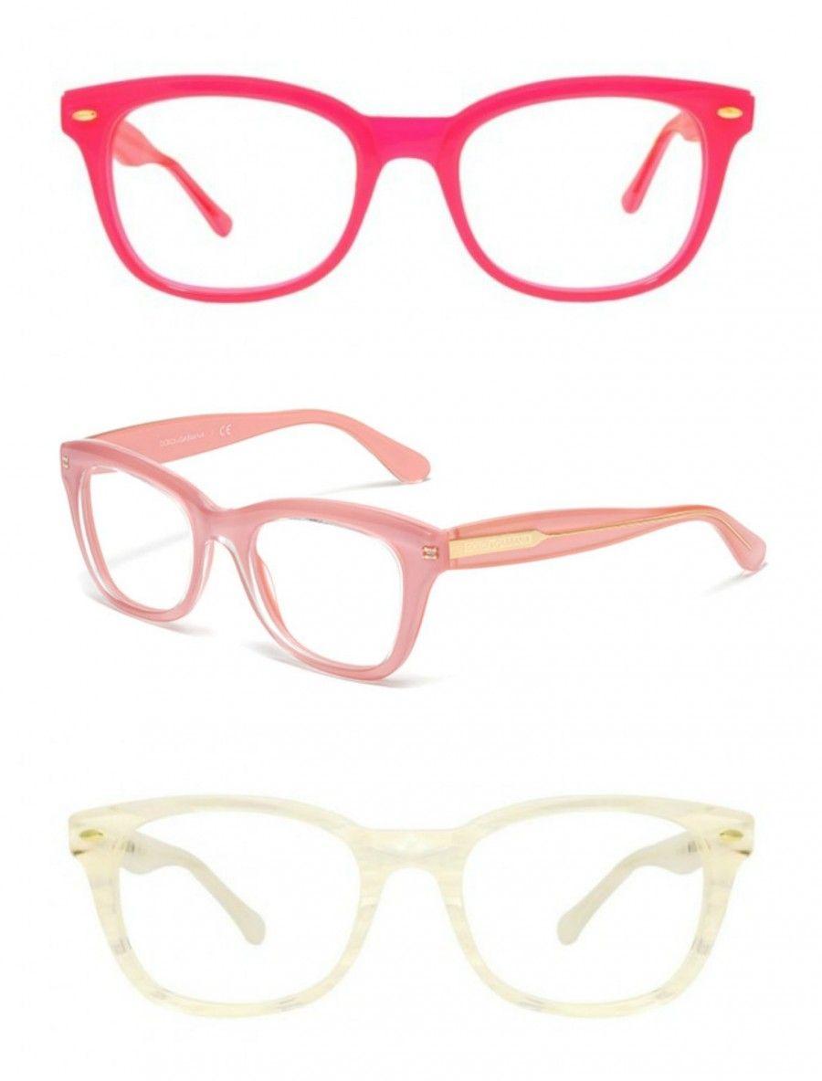 occhiali rosa Collage