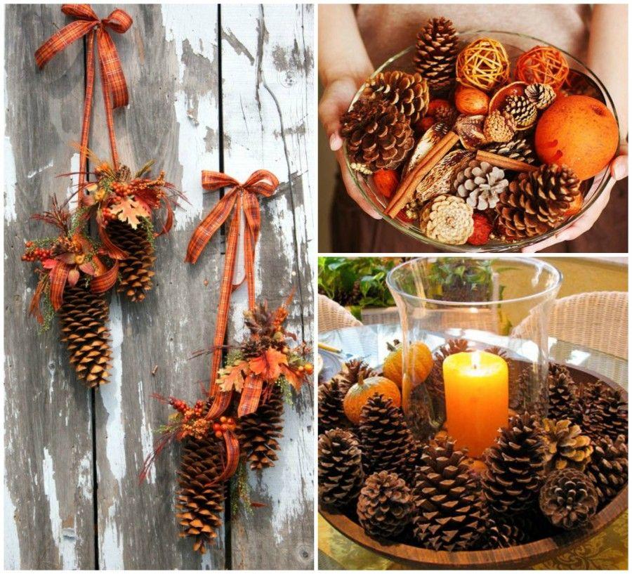 Diy 8 modi per portare la magia dell 39 autunno a casa - Decorare lanterne ...