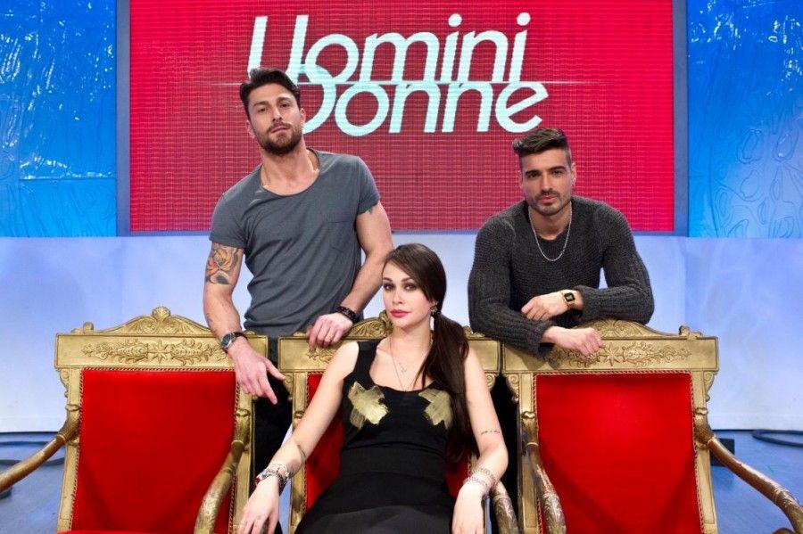 i tronisti della scorsa stagione, Amedeo Valentina e Fabio