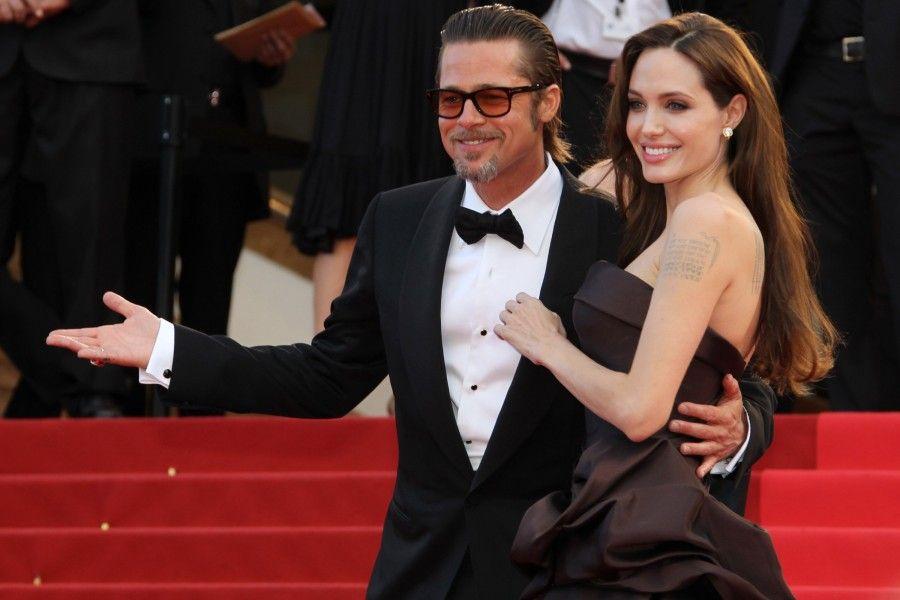 Angelina Jolie in menopausa anticipata
