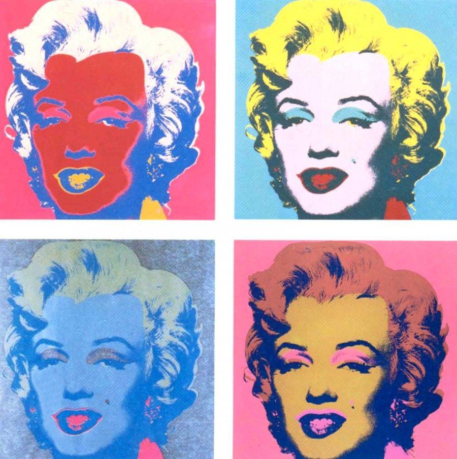Le Maryln di Warhol acquistate per 36 milioni di dollari