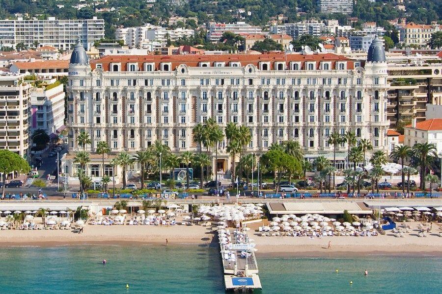 L'Hotel Carlton a Cannes