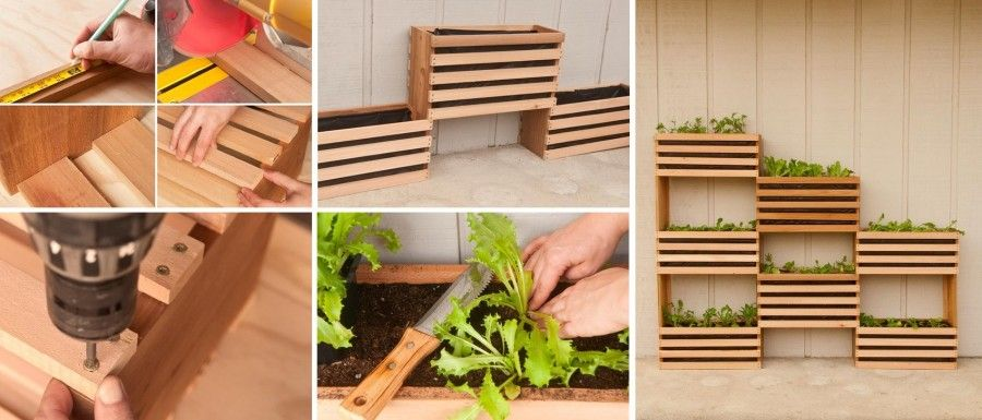 DIY-Vertical-Vegetable-Garden-tutorial