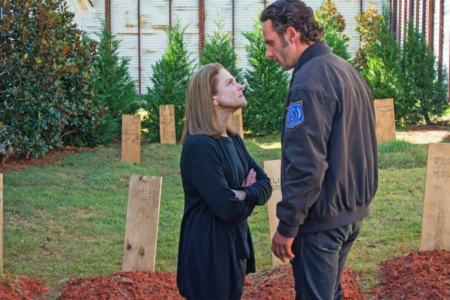 Deanna e Rick