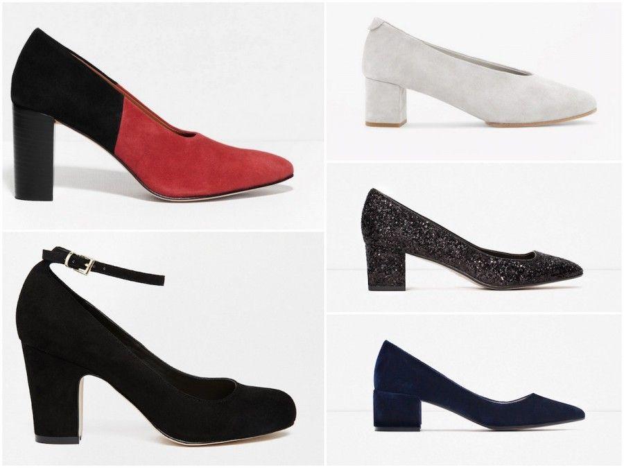 rivistitazioni del modello Chanel di &Other Stories (nera e rossa) Cos (bianca) Asos( con cinturino) e Zara