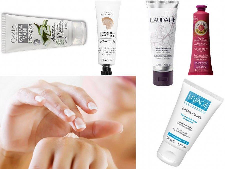 Creme mani di Omia, &Other Stories, Caudalie, Roger and Gallet e Uriage