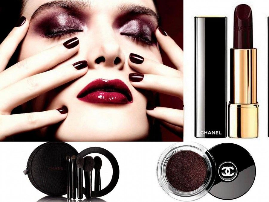 Rouge Noir Holiday di Chanel
