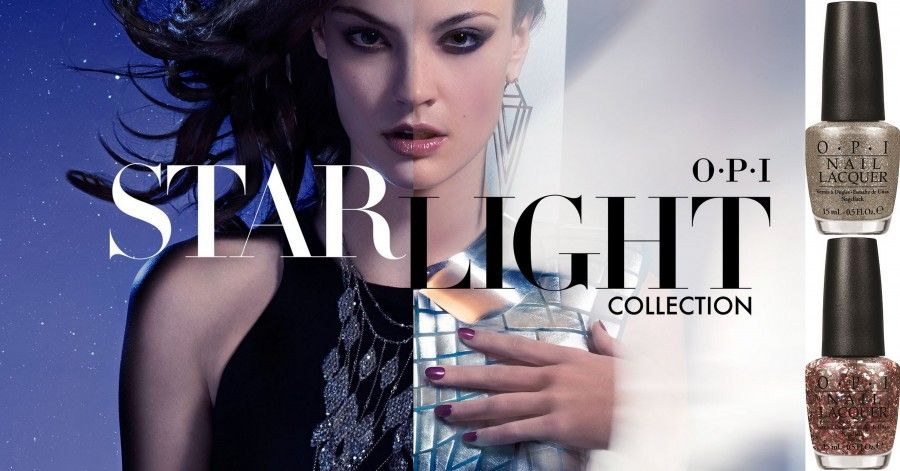 Starlight collezione di OPI