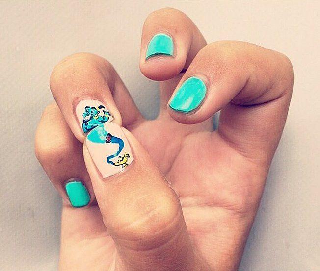 Disney-Nail-Art-Ideas-3