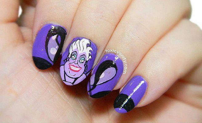 Disney-Nail-Art-Ideas-8