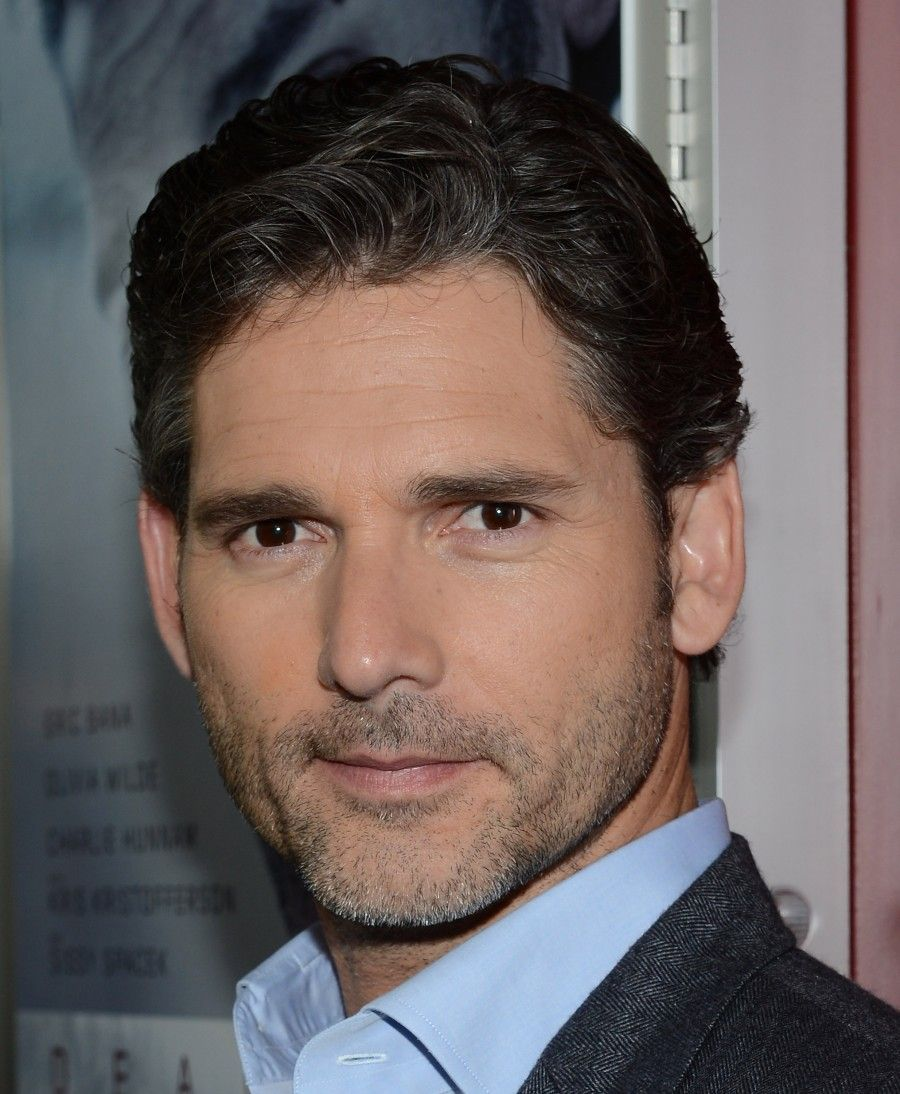 """HOLLYWOOD, CA - NOVEMBER 29: Actor Eric Bana attends the premiere of Magnolia Pictures' """"Deadfall"""" at the at the ArcLight Cinemas on November 29, 2012 in Hollywood, California. (Photo by Michael Buckner/Getty Images)"""