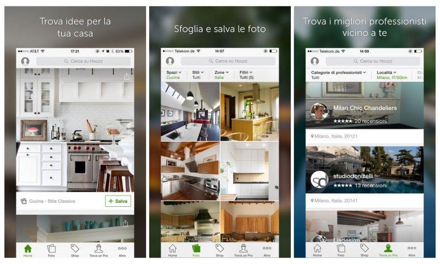 App per arredare casa finest schermata alle with app per for App arredamento casa