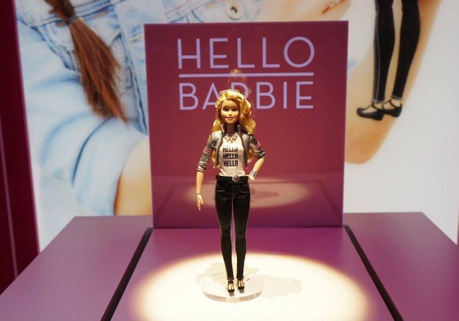 La nuova Barbie spia