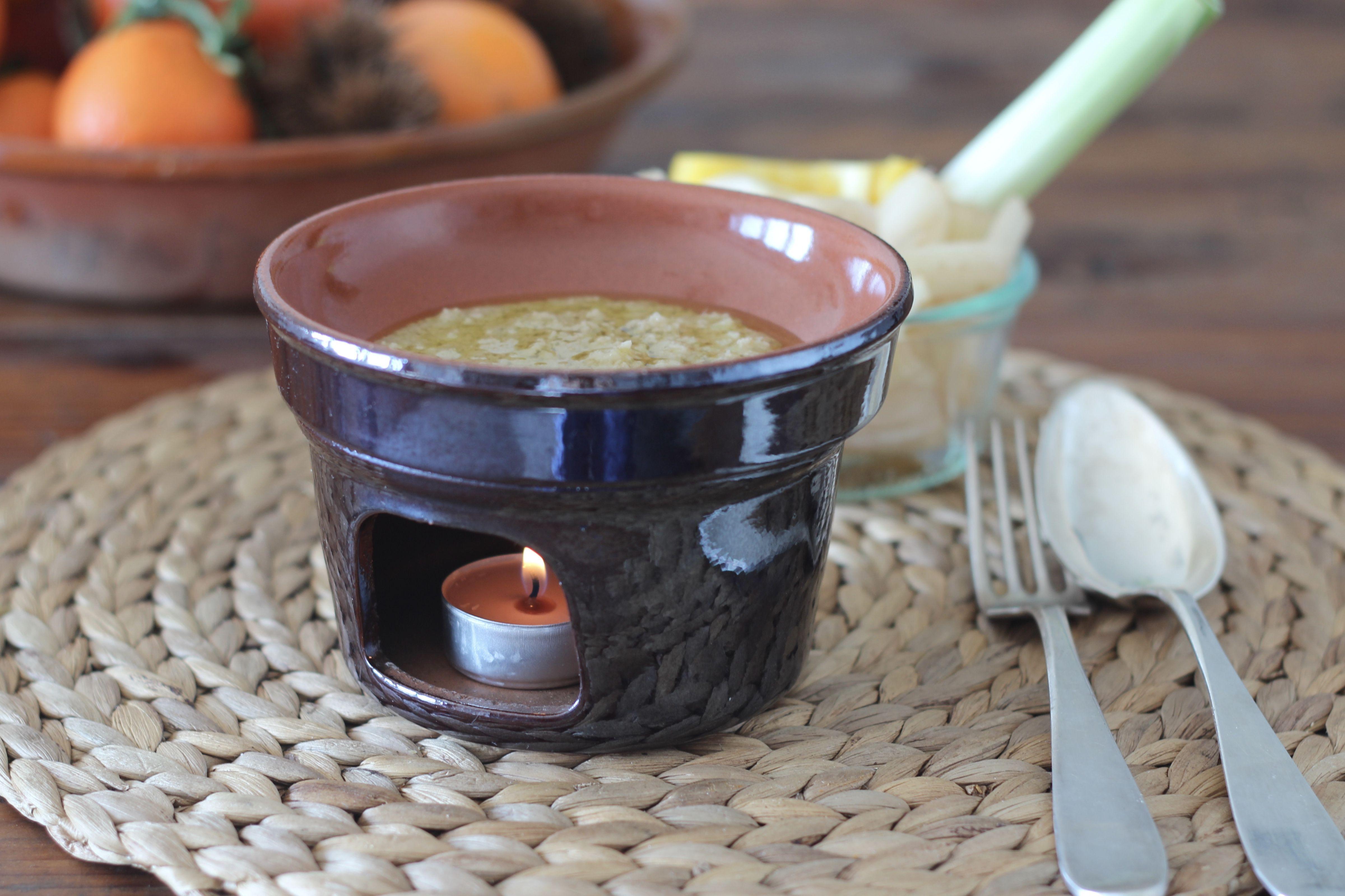 La ricetta tradizionale della bagna cauda | Bigodino