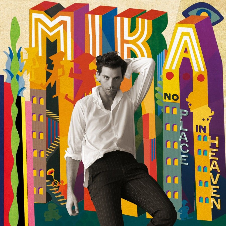 Mika - No place in heaven (Special Edition)
