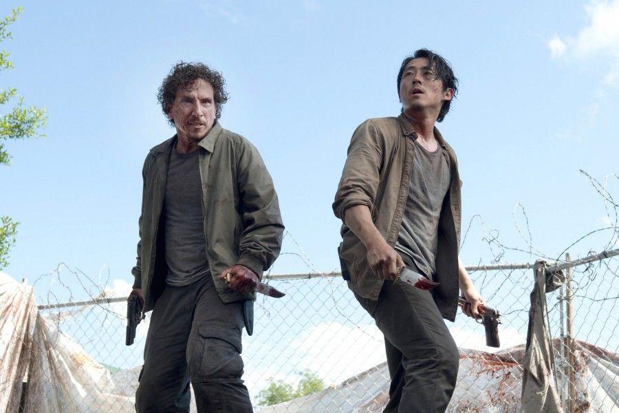 Nicholas e Glenn