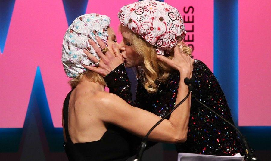 Women In Film 2015 Crystal + Lucy Awards - Show at the Hyatt Regency Century Plaza Featuring: Naomi Watts, Nicole Kidman Where: Los Angeles, California, United States When: 17 Jun 2015 Credit: FayesVision/WENN.com