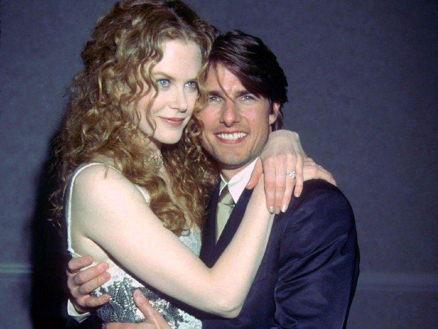 Nicole Kidman e Tom Cruise