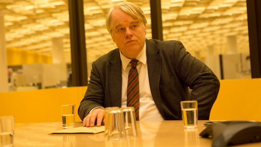 Phillip Seymour Hoffman in La spia – A Most Wanted Man