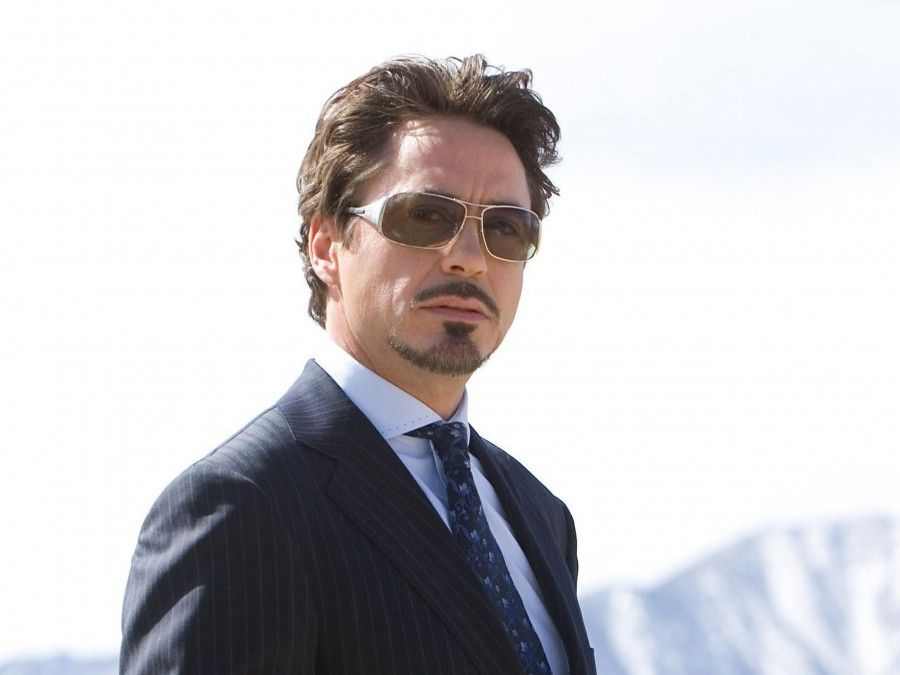 Undated Film Still Handout Photo from Iron Man. Pictured: Robert Downey Jr as Iron Man. See PA Feature FILM Reviews. PA Photo/Paramount Pictures.