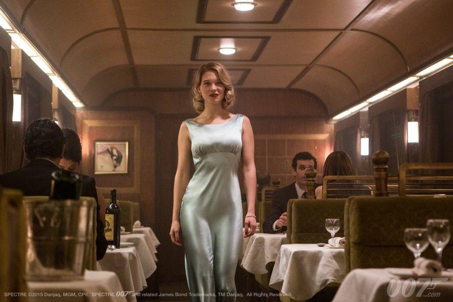 Lea Seydoux in Spectre 007