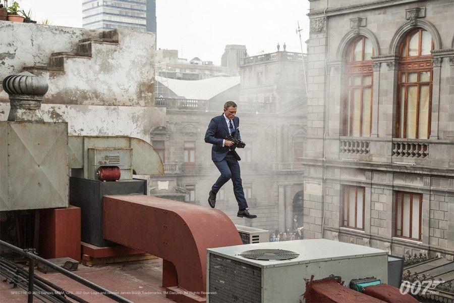 Foto di scena di Spectre 007