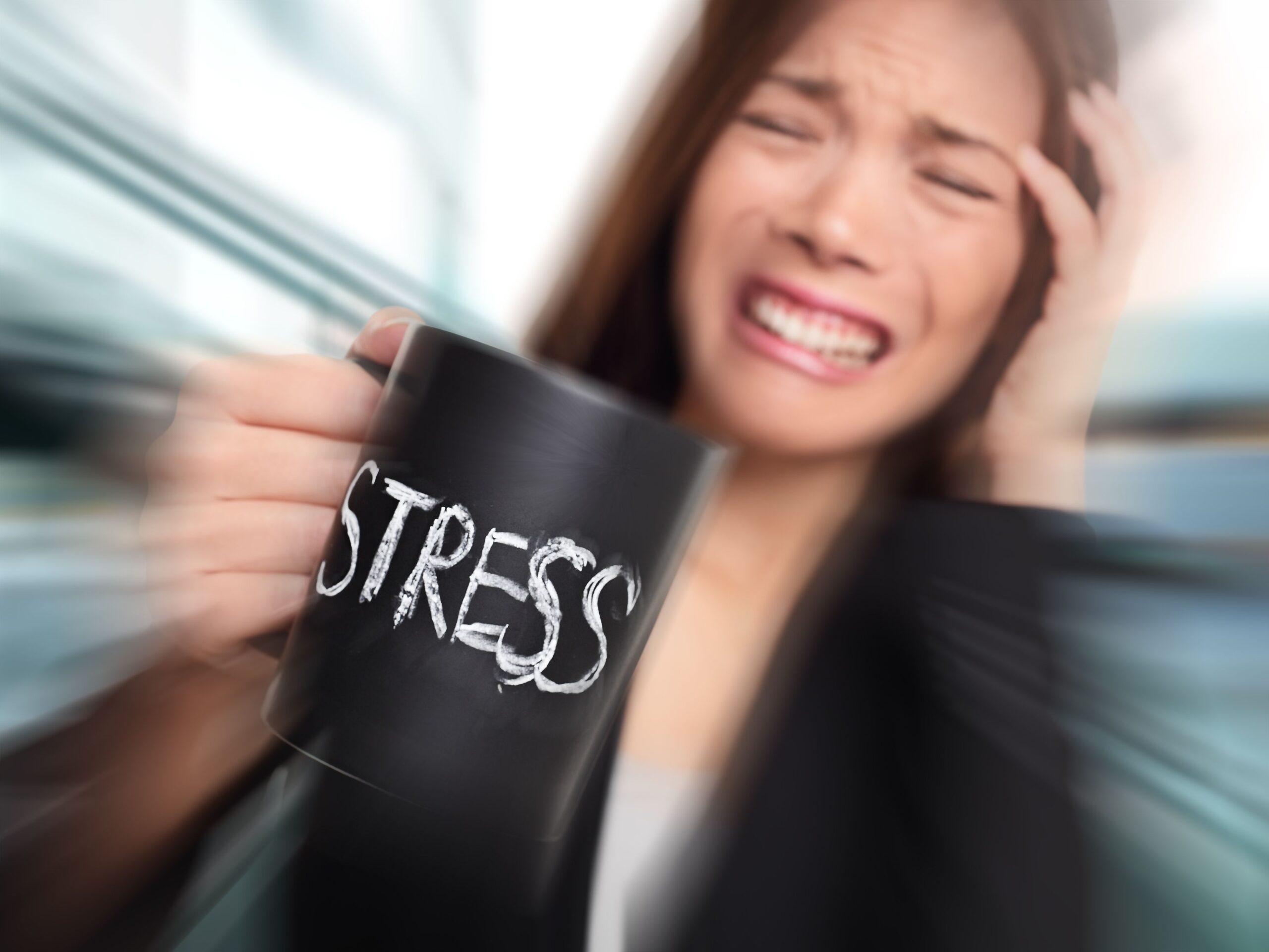 Lo stress fa perdere la memoria a breve termine