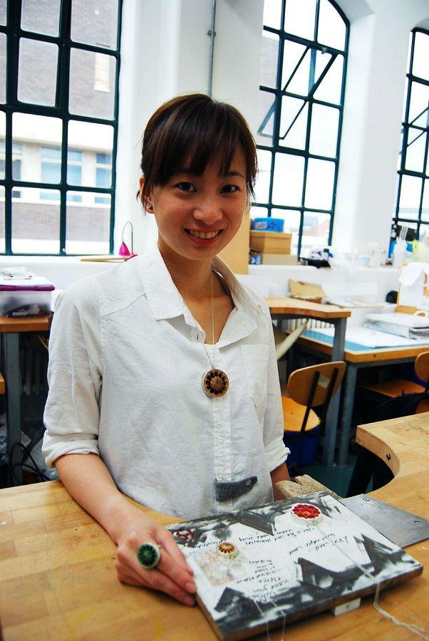 Wu, Li-Chu portrait