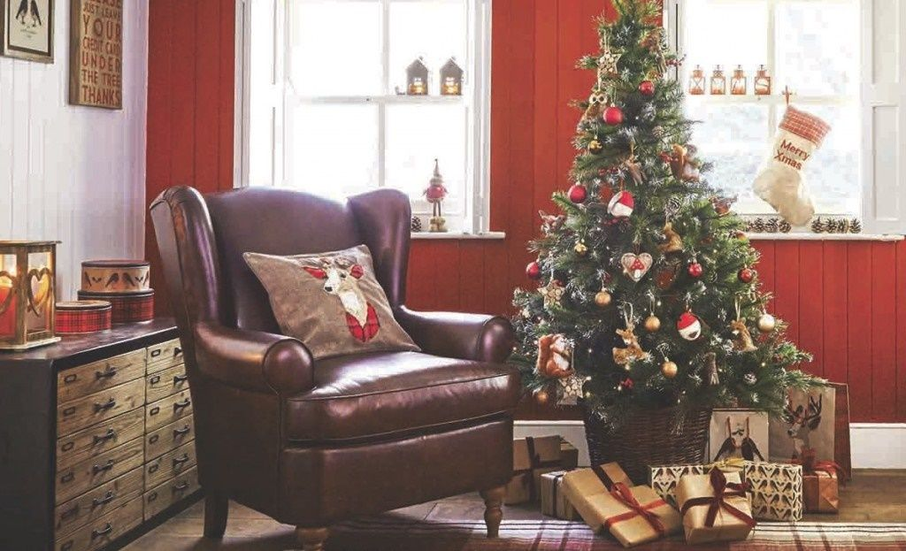 Decorare casa per natale 9 stili di tendenza bigodino for Arredare in stile country