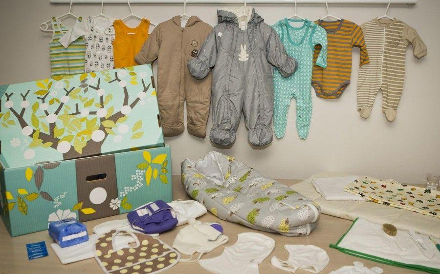 La Baby box per contrastare la mortalità infantile