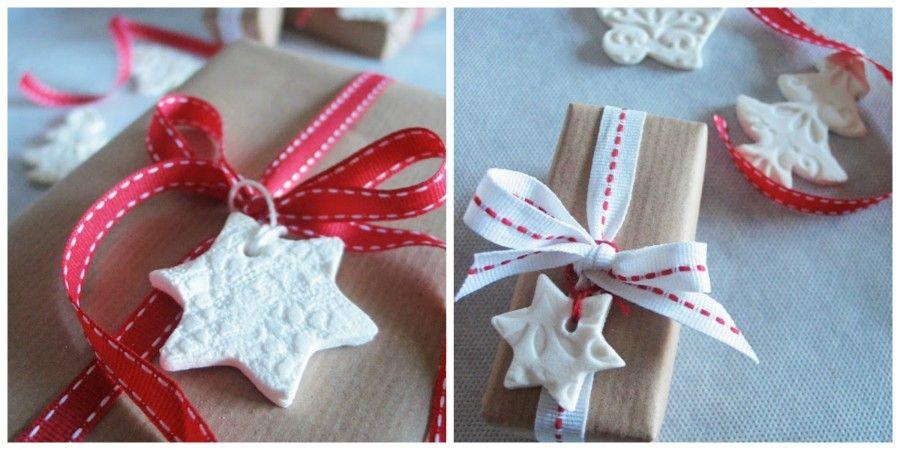 abbastanza DIY: decorazioni natalizie al bicarbonato | Bigodino GI56