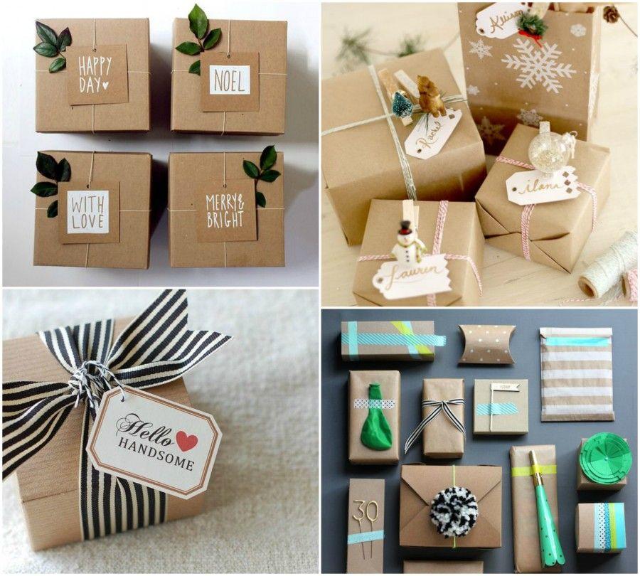 confezioni con carta riciclata