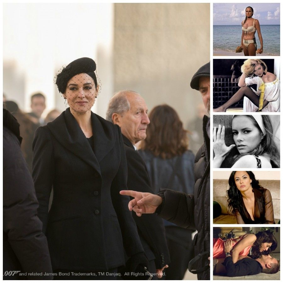 Le Bond Girls made in Italy
