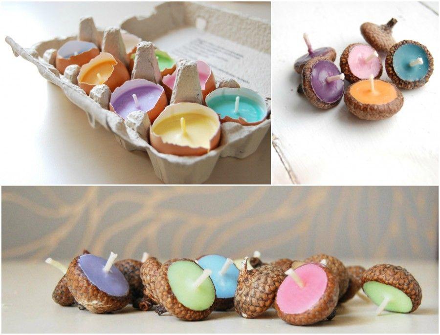 Come fare delle candele xn94 regardsdefemmes - Candele fatte in casa ...